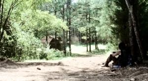 pencil Daryl Barn Them The Walking Dead