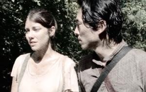 pencil Maggie Glenn Them The Walking Dead