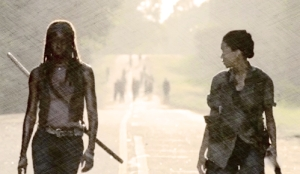 pencil Michonne Sasha Walkers 2 Them The Walking Dead