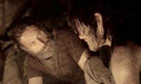 pencil Rick Daryl We Aint Them The Walking Dead