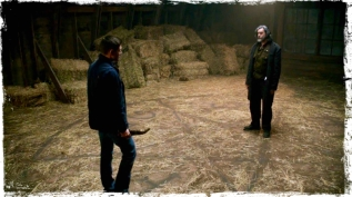 A battle to the death between Cain and Dean
