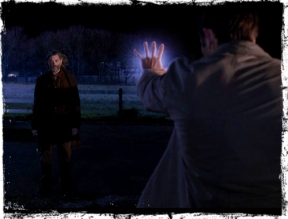 Castiel's angel power is no match for Cain