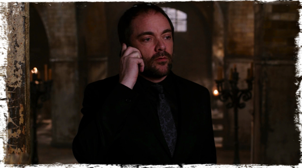 Crowley phone The Executioners Song Supernatural | The