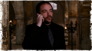 pg Crowley phone The Executioners Song Supernatural