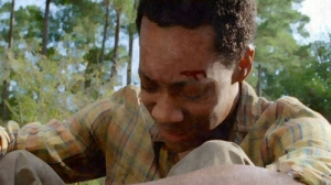 s noah crying what happened and whats going on the walking dead