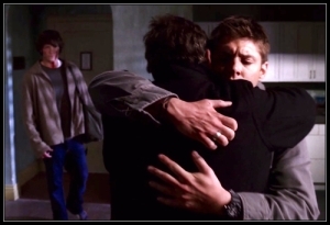 Sam Dean John Winchester Shadow Supernatural pix