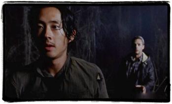 Glenn Aaron The Distance The walking Dead