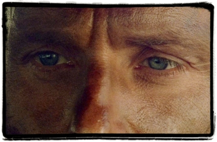 Rick Grimes eyes The Distance The Walking Dead