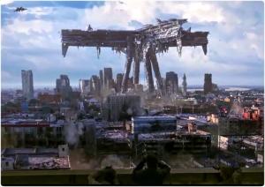 wc Giant ship Falling Skies