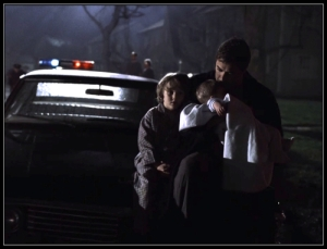 Winchester Family after fire pilot Supernatural pix