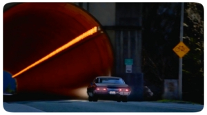 Impala going through tunnel about a boy supernatural