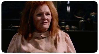 Lesley Nicol, the cook from Downton Abbey, plays the witch