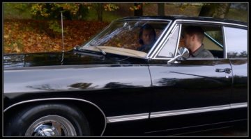 "Stakeout! Supernatural Season 10 Episode 11 ""There's No Place Like Home"""