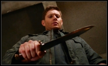 Dean remains afraid of what he might do because of the Mark of Cain