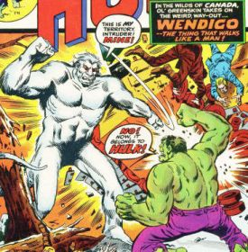 The Incredible Hulk #162, April 1973
