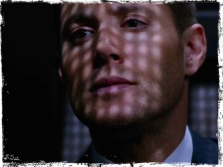 Dean in confessional