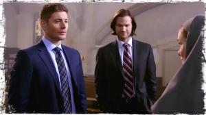 Sam and Dean question Sister Mathias