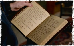 Isabella's journal