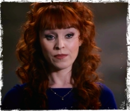 Rowena disgusted with Crowley