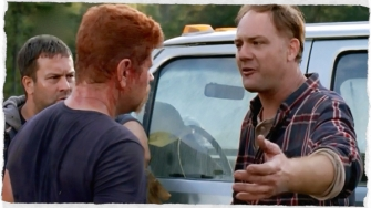 Abraham confronts Tobin for leaving Fran