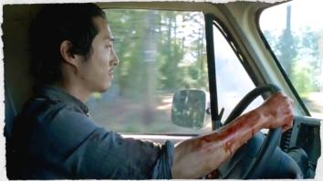 Glenn stonily drive back to Alexandria