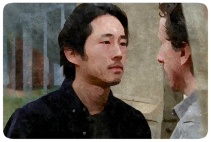 Glenn is determined to keep people safe, even if he has to make some threats