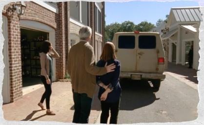 Maggie Reg Deanna van leaves The Walking Dead Spend