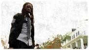 Michonne knocks out Rick