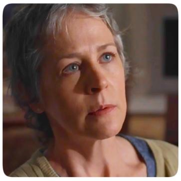 Carol is no one's victim