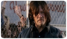Daryl asks Morgan why he saved them
