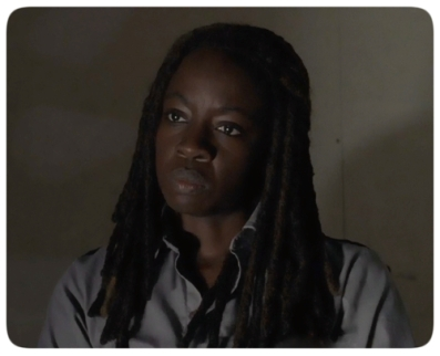 MIchonne is not happy with Rick