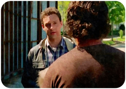 silk Aaron Rick Remember The Walking Dead
