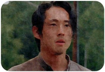 Glenn Rhee Steven Yeun Remember The Walking Dead