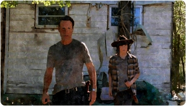 Rick Carl Grimes Remember The Walking Dead
