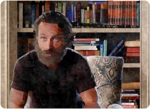 Rick Grimes Andrew Lincoln interview Remember The Walking Dead
