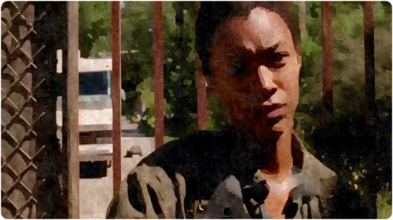 silk Sasha Remember The Walking Dead