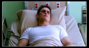 Ethan Burke in hospital Wayward Pines When Paradise is Home