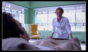 Nurse Ham Melissa Leo Wayward Pines