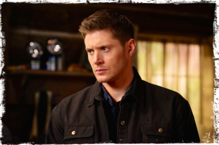 Dean glare Supernatural The Book of the Damned