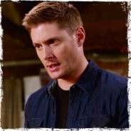 Dean looks grim sq Supernatural Book of the Damned