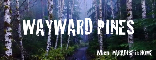 Wayward Pines Where Paradise is Home