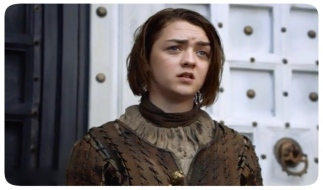 Arya rejected Game of Thrones The House of Black and White