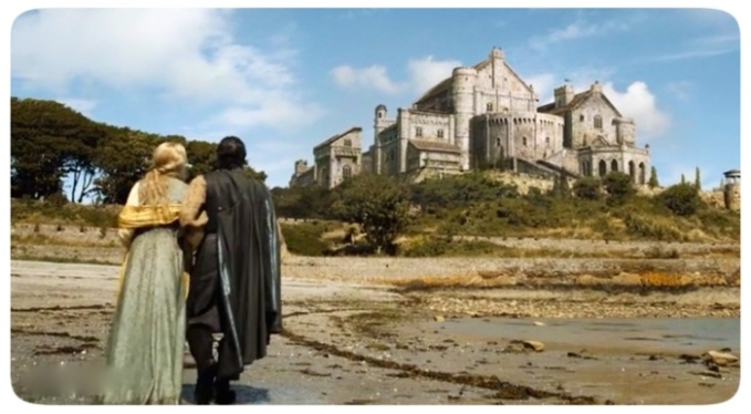 Bronn Lollys Game of Thrones The House of Black and White