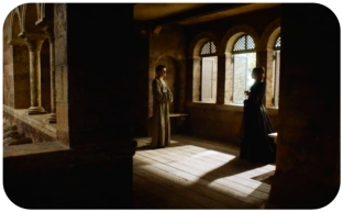 Lancel approaches Cersei