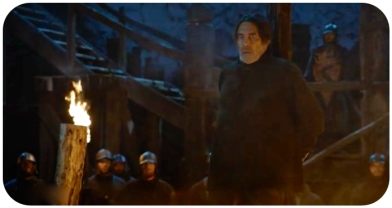 Mance Rayder sentenced to burn