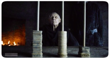Master Aemon Game of Thrones The House of Black and White