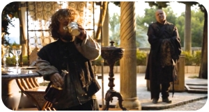 Tyrion and Varys Game of Thrones The Wars to Come