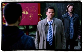 Cas is denied access to Heaven