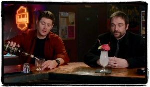 Crowley Dean Inside man Supernatural AM