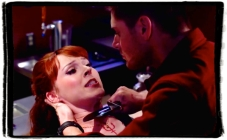 Dean threatens Rowena
